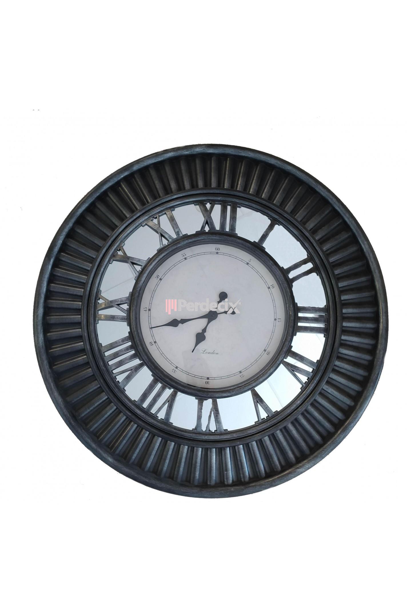 Sembol Wall Clock-210 Dekoratif Saat